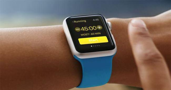 Apple Watch 24 saatte bir yıllık Android Wear satışını geçti