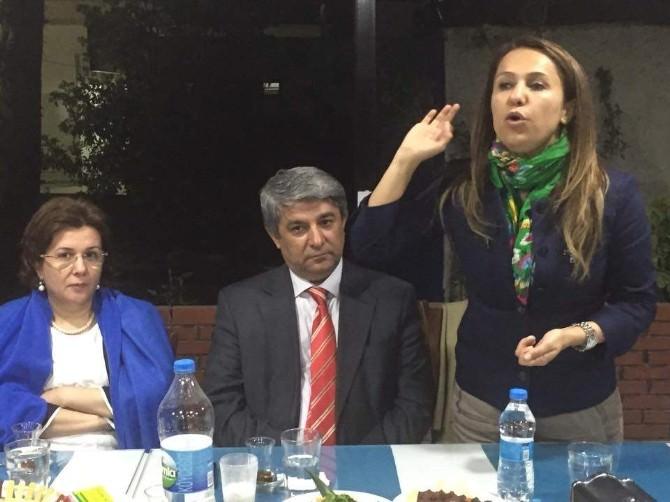 AK Parti'li Enç, CHP'ye Yüklendi