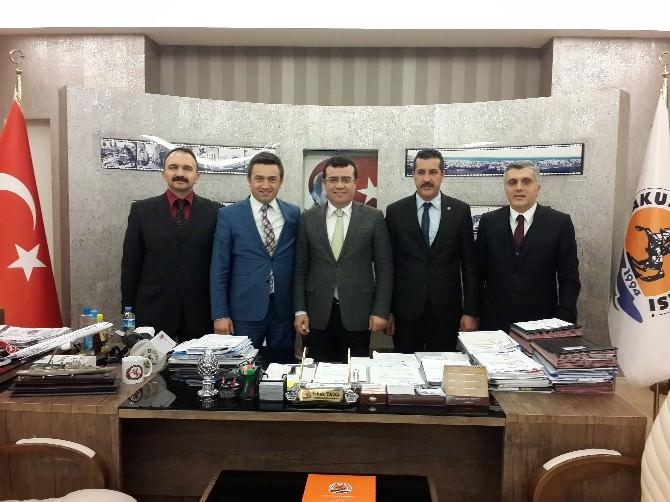 Atakum'da Toplu Sözleşme İmzalandı
