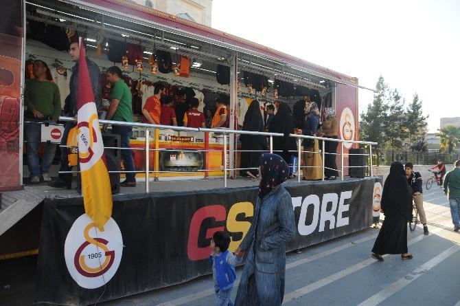 Gs Store Tır'ı Cizre'de