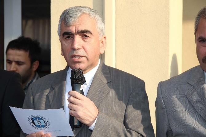 GMİS Yönetimi Armutçuk'ta Madenciyi Ziyaret Etti