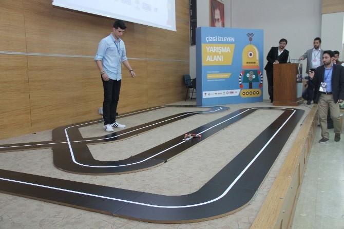 Robot Yazılımlarıyla Teknolojik Adımlar Ödüllendirildi