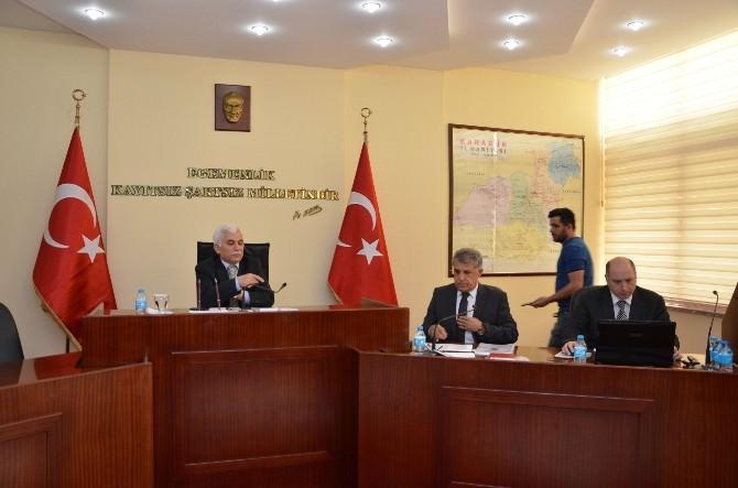 İl Koordinasyon Kurulu İkinci Toplantısı Yapıldı