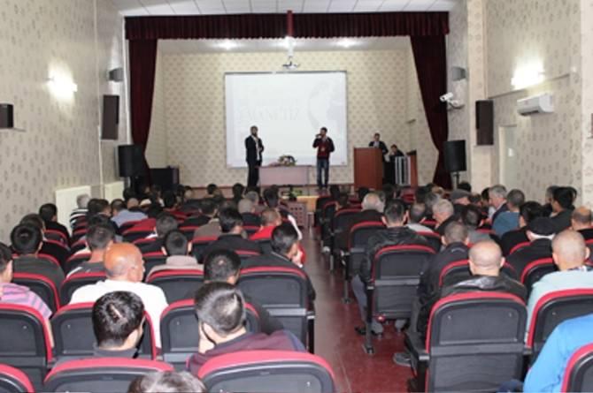 Bitlis Cezaevi'nde Kutlu Doğum Etkinliği