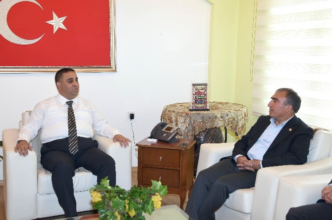 MHP Genel Başkan Yardımcısı Öztürk'ten Tarsus'a Ziyaret