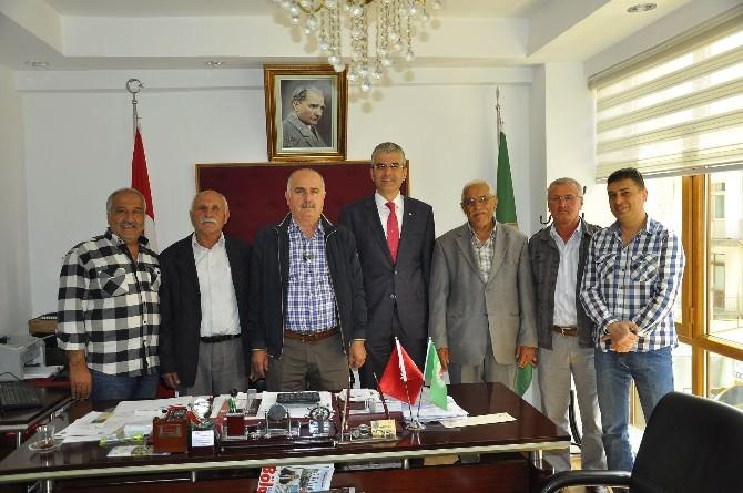 MHP Adayı Tarkan Akıllı: Türk Çiftçisi MHP İle Altın Çağını Yaşayacak