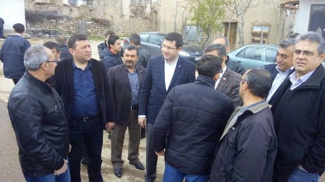 """MHP Milletvekili Adayı Parsak """"Kutlu Doğum Haftası""""na Etkinliğine Katıldı."""