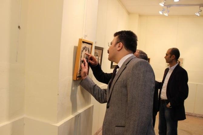 'Zeugma'dan Günümüze 2' Adlı Mozaik Sergisi Açıldı