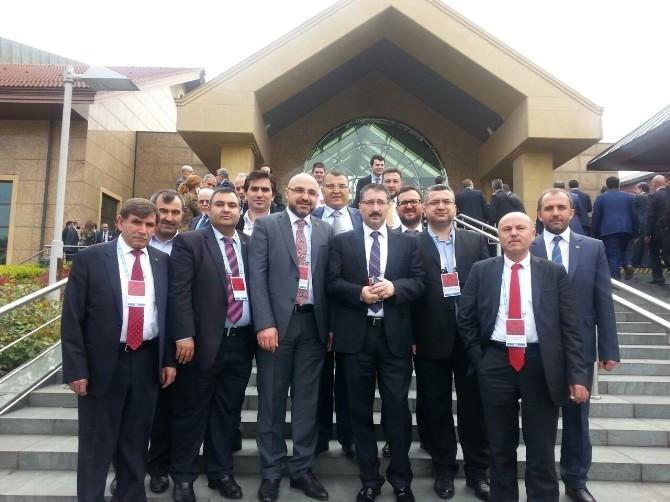 MÜSİAD Genel Kurulu'na Çorum'dan Katılım