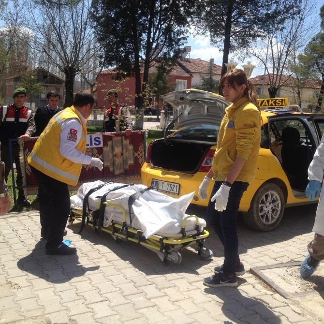 İzmir'de Taksici Cinayeti
