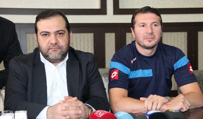 Elazığspor Süper Ligi Hedefliyor
