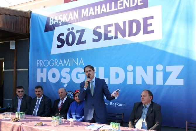 Serdivan Belediye Başkanı Yusuf Alemdar Halkı Kan Bağışı Kampanyası'na Davet Etti