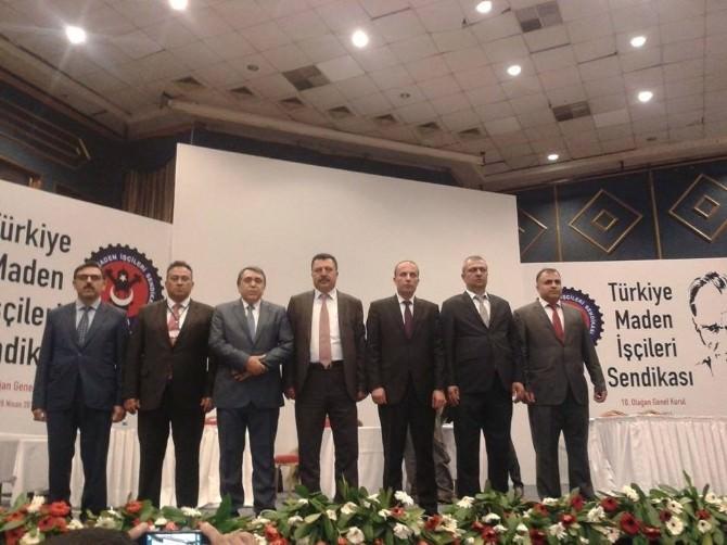 Ahmet Çümen, Yeniden Maden-iş Sendikası Yönetiminde