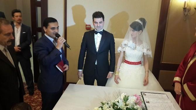 Yıldızeli Kaymakamı Pınar Nikah Şahidi Oldu