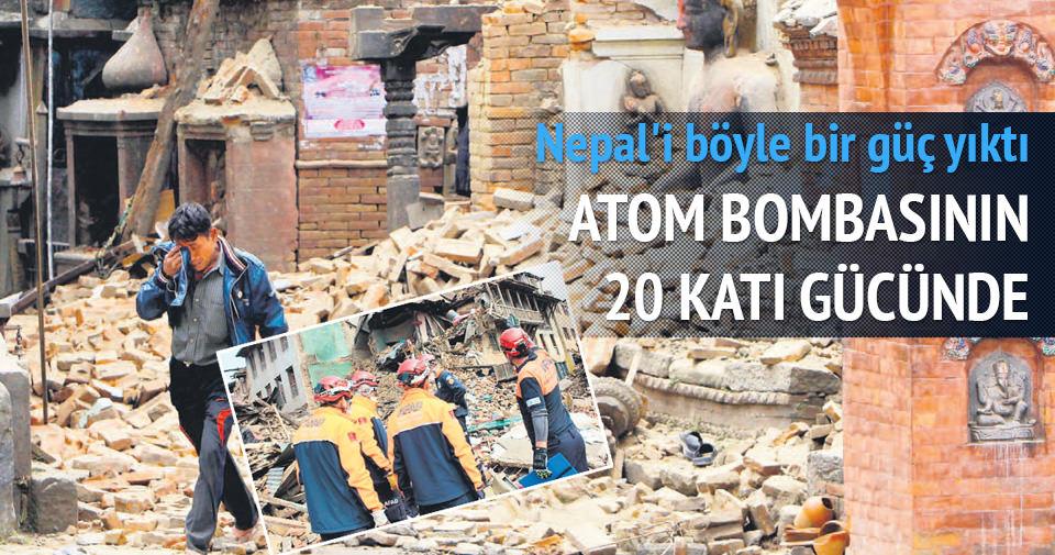 20 ATOM BOMBASI GÜCÜNDE