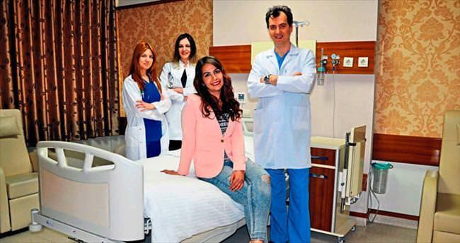 Tüp mide ameliyatı ile yeniden doğdu