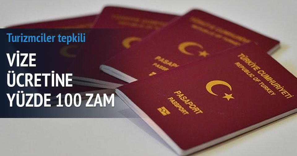 Yunanistan'dan Türkiye'ye fahiş zam