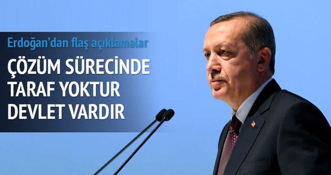 Cumhurbaşkanı Erdoğan'dan Kışanak ve Dumanlı açıklaması