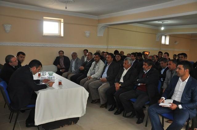 AK Parti'den Seçim Çalışması