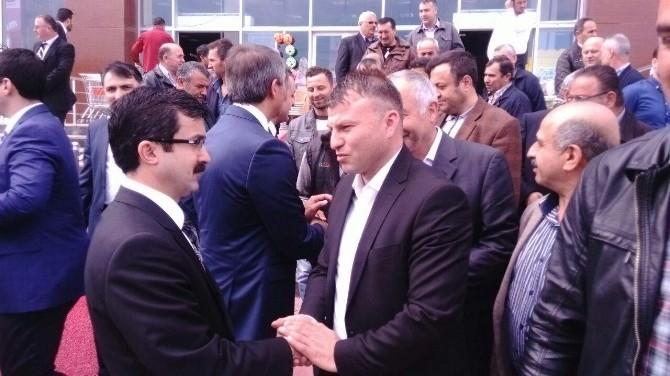 AK Parti'li Göçer, Memleketinde Seçim Startını Verdi
