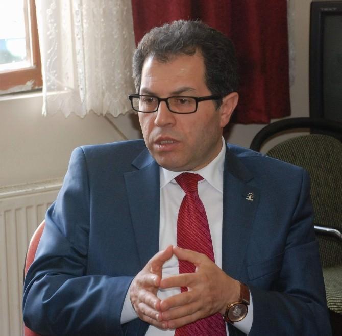 Tokat'ta AK Parti'de Yeni Dönem