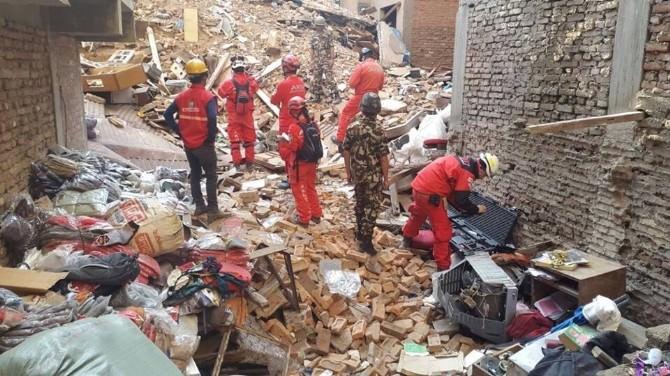 Nepal'de Yaşanan Deprem Felaketinin Ardından