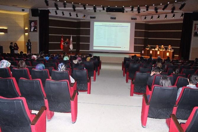 Erzurum'da Kış Turizmi Ve Alternatif Kış Sporları Paneli