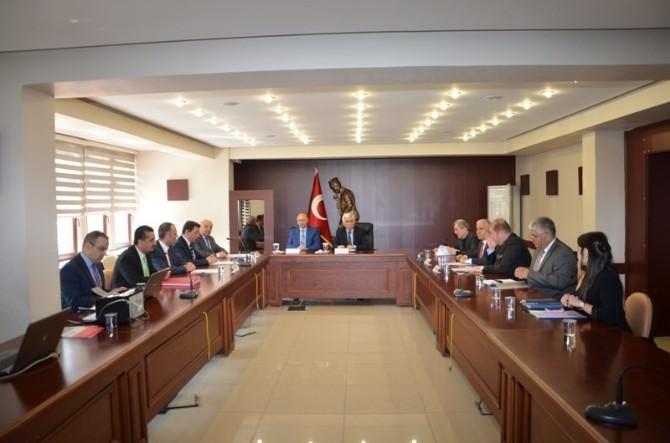 Bakka Yönetim Kurulu Nisan Ayı Toplantısı Yapıldı