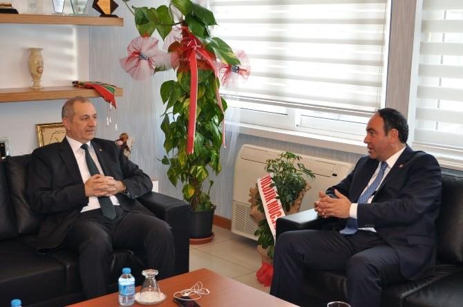 Tümer: Türkiye Ve Adana İçin Olumlu İşler Yapacağız