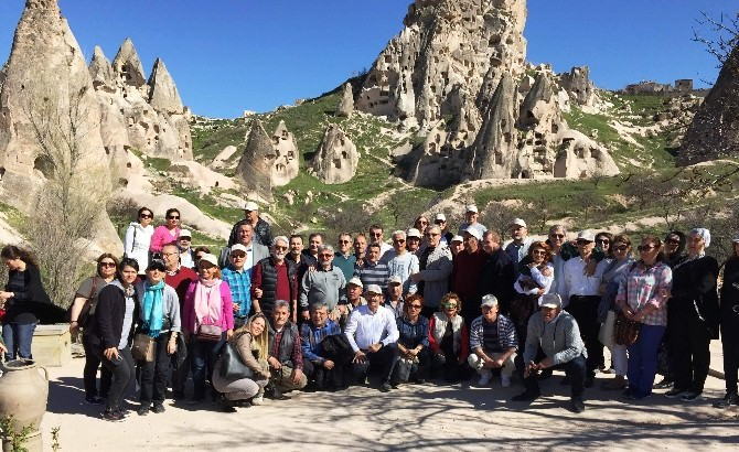 ÇÜ Endüstri 77 Kapadokya'da Buluştu