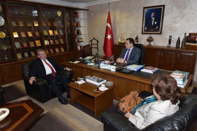 CHP Trabzon Milletvekili Adaylarından Ttso Ziyaret
