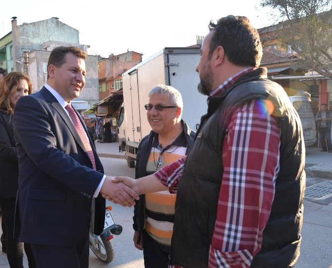 Karesi'de Proje Planları Halka Açıldı