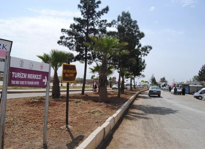 Akçakale-harran'ın Çehresi Büyükşehir Belediyesi İle Değişiyor
