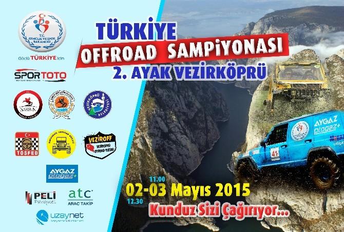 Veziroff Yarışı 2-3 Mayıs'ta
