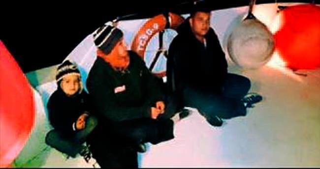 Kaş'ta 6 Suriyeli mülteci yakalandı