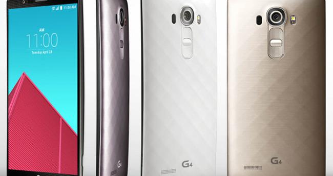 LG G4 duyuruldu!