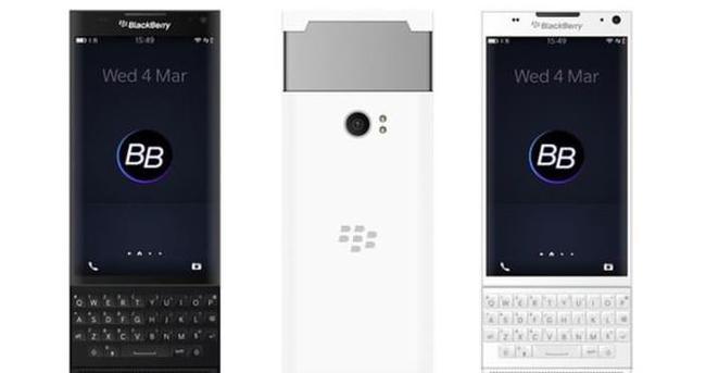 BlackBerry'den üç yeni telefon sürprizi
