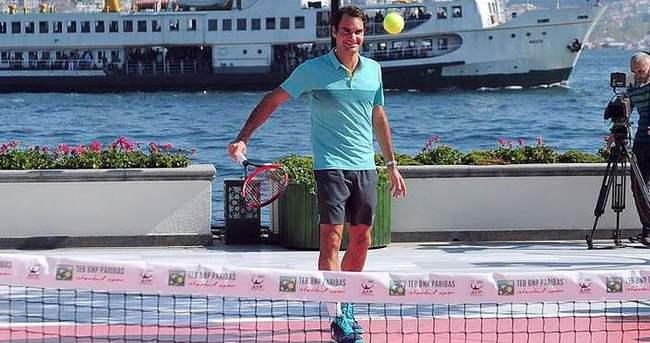 İşte Federer'in bilinmeyen yönleri