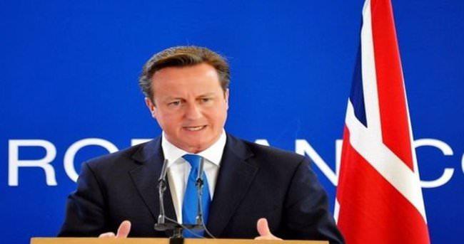 David Cameron'dan İsrail'in Gazze saldırısına destek