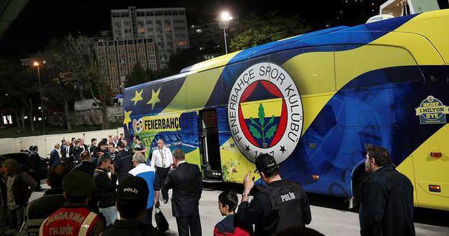 Fenerbahçe'ye saldırı olmadı