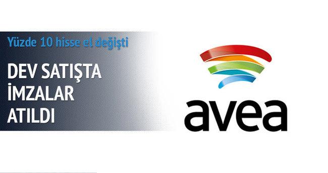 Türk Telekom Avea'nın yüzde 10 payını satın aldı