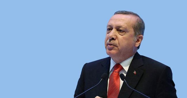 Cumhurbaşkanı Erdoğan'dan Twitter mesajı