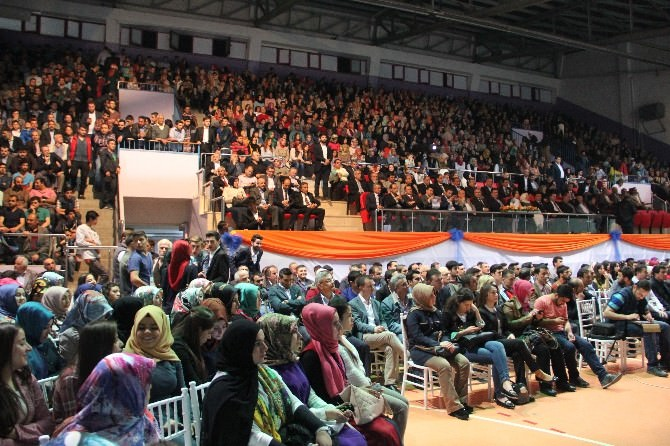 AK Parti Gençlik Kollarından Kutlu Doğum Haftası Etkinliği