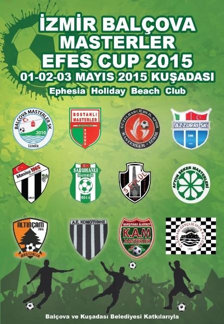 Efes Cup 2015 Kuşadası'nda