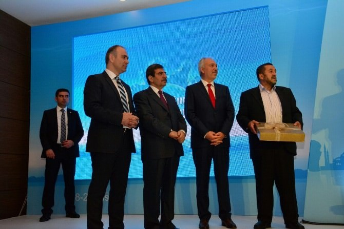 Başkan Kamil Saraçoğlu, 'Dönüşüm Devam Ediyor' Konulu Programına Katıldı