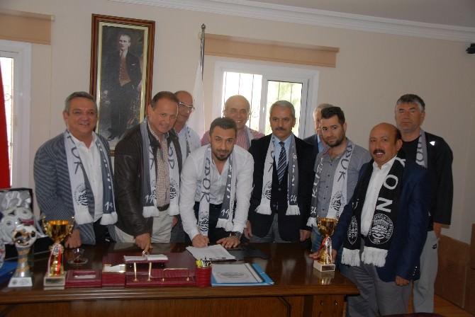 Gürkan Ferhatoğlu, Kuşadası Gençlikspor'un Yeni Teknik Direktörü Oldu