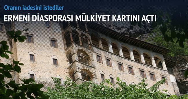 Klikya Ermenileri'nden manastır başvurusu