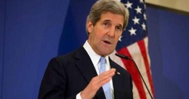 Kerry'den Rusya itirafı