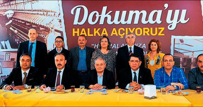 Dokuma'ya Bellek Parkı önerisi
