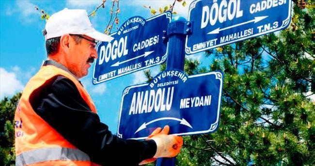 Tandoğan resmen 'Anadolu Meydanı'